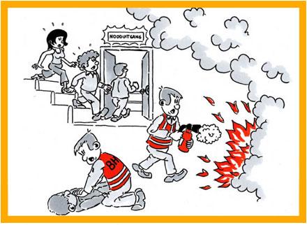 BHV2 Cartoon
