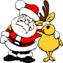 Kerstman_achtergrond